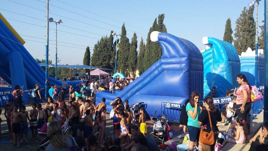 ארוע פתיחת הקיץ יהוד מונוסון