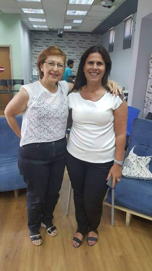 רותי שמואל, שניהלה את אגף החינוך בגני תקווה ב 6 השנים האחרונות סיימה אתמול (יום שני) את תפקידה.