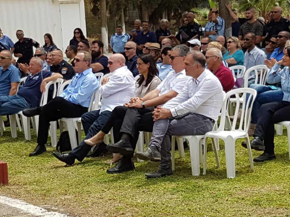 """ראש עיריית אור יהודה: """"תחנת מסובים היא מודל לחיקוי בקשר בין רשויות למשטרה"""""""