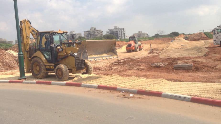 כביש חדש בגבעת שמואל