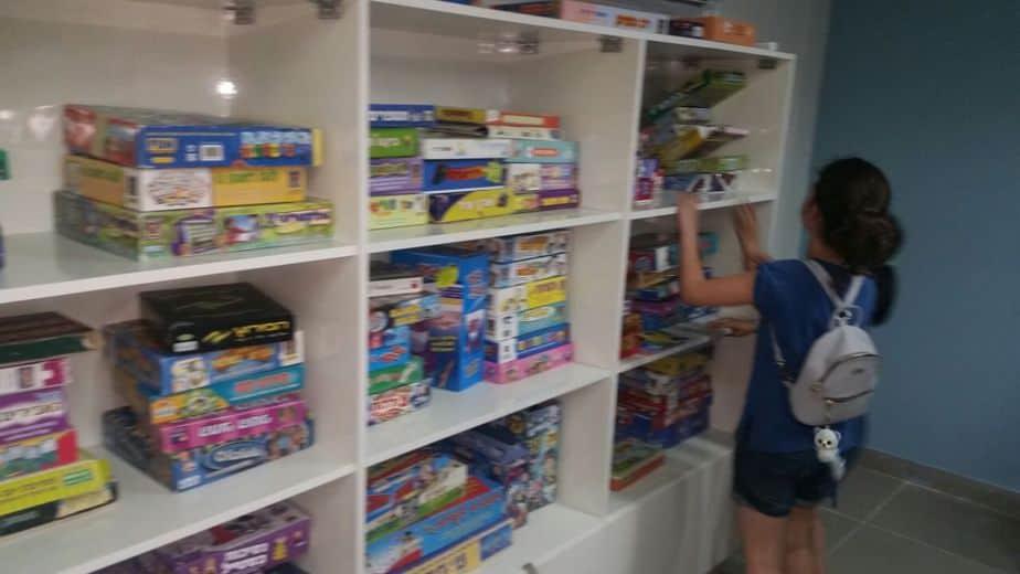 חנות צעצועי יד שנייה בגני תקווה