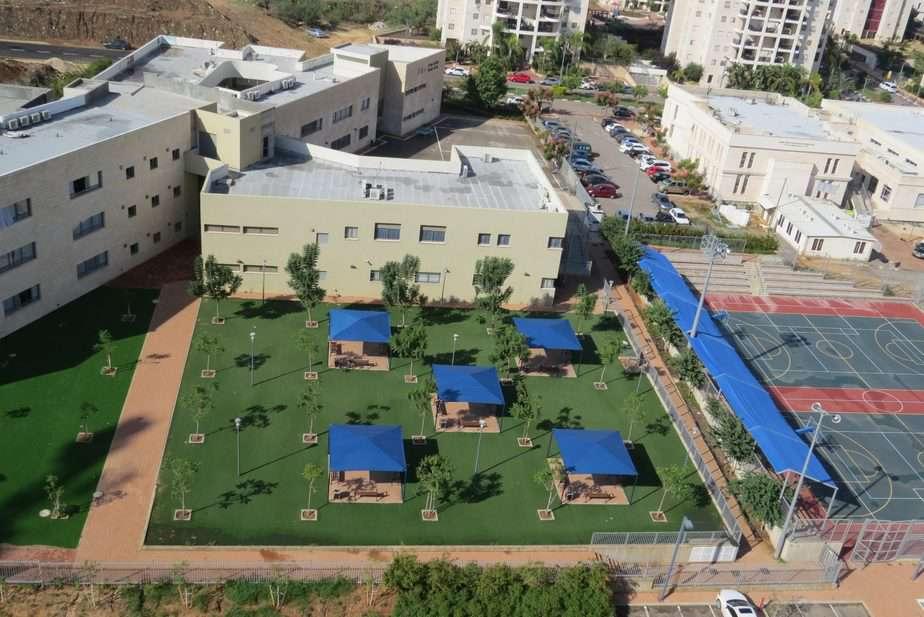 גבעת שמואל- הסתיימה בנייתה של האולפנה
