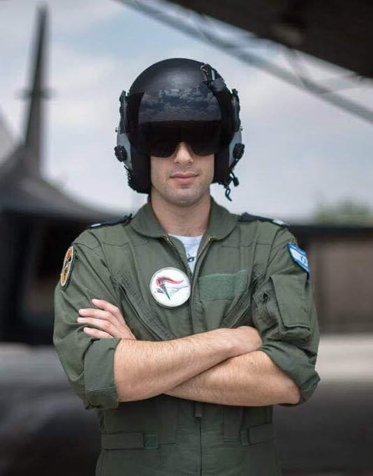 סגן עמית טייס קרב יהוד