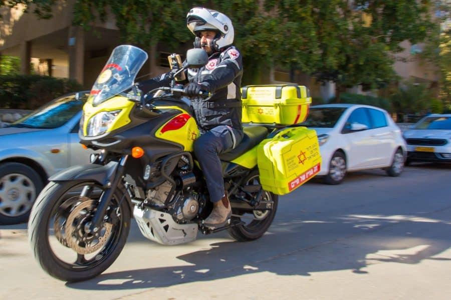 אופנוע מדא