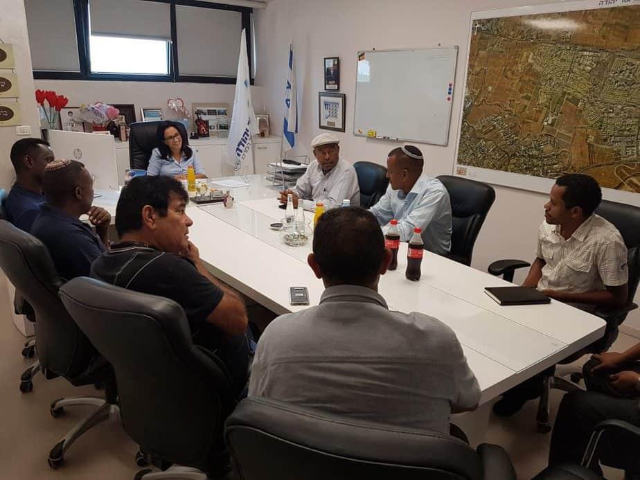 הקהילה האתיופית באור יהודה