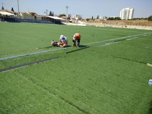 מגרש כדורגל באור יהודה