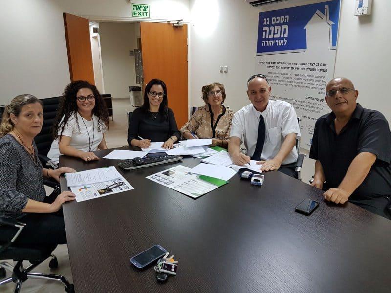 קרן קזז-דלאל תתרום מיליון שקל להקמת מרכז קזז לצעירים באור יהודה