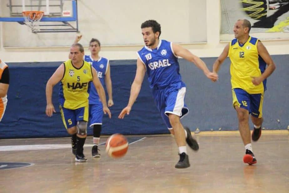 כדורסל חרשים ביהוד