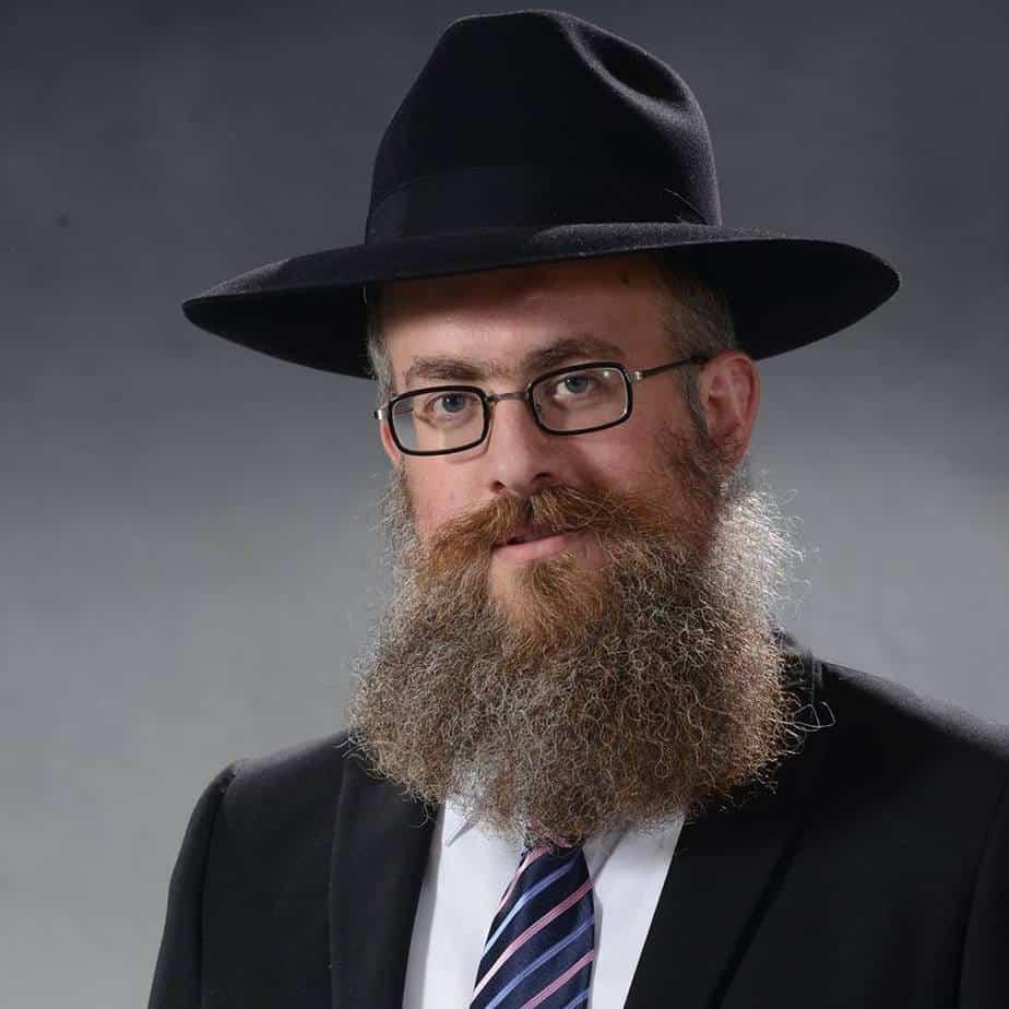 הרב שמואל ביסטרקצי סביון