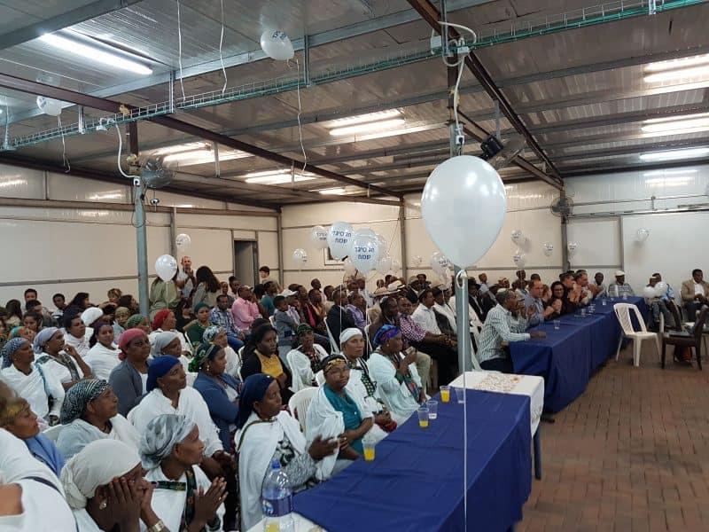 בית כנסת לקהילה האתיופית באור יהודה
