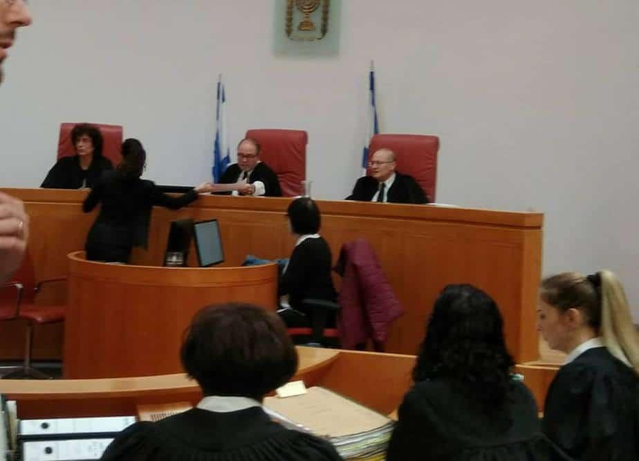 ערעור דוד יוסף בבית משפט עליון