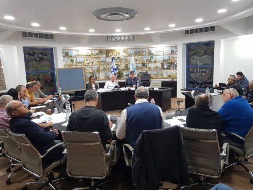תקציב 2018 גבעת שמואל