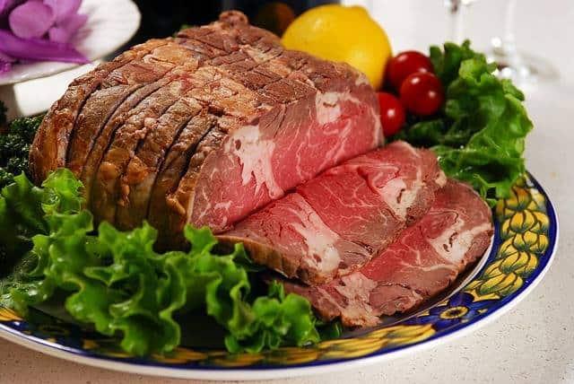 בשר במעדניית אמיגוס