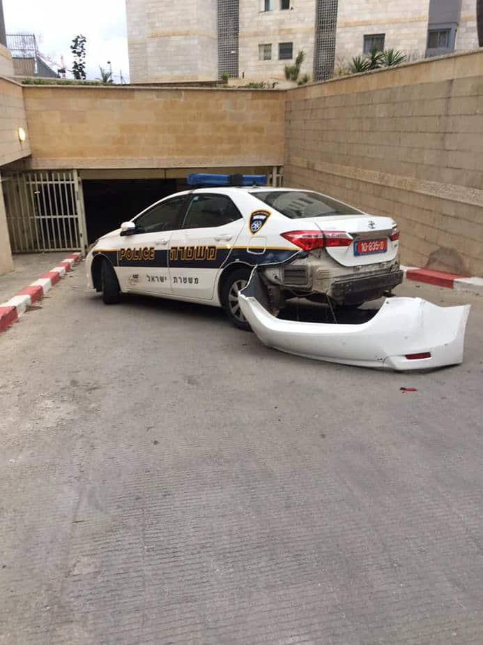 נתפסו גנבי רכב בגבעת שמואל
