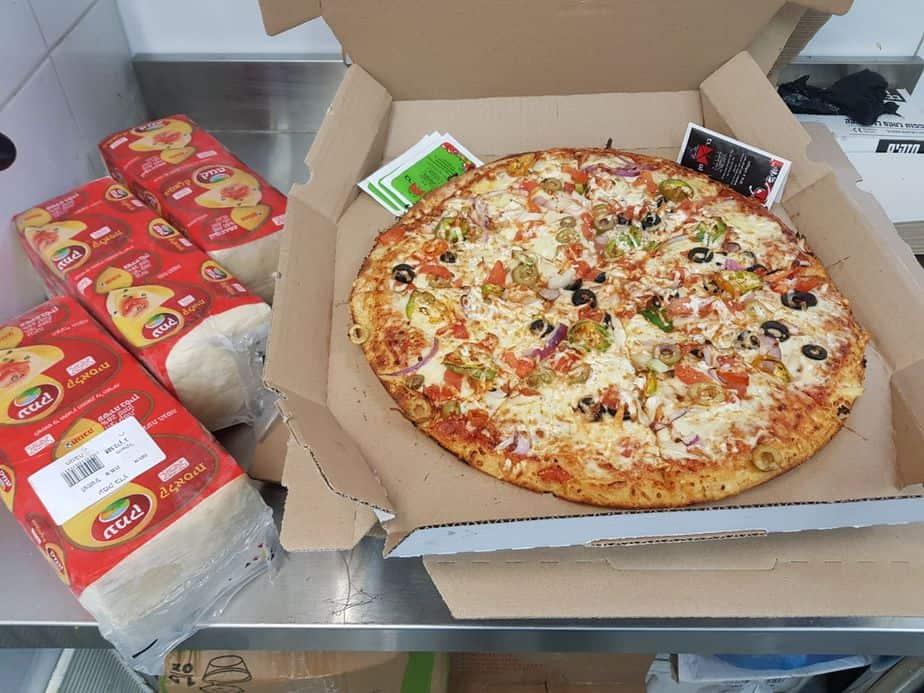 פיצה כמעט חינם