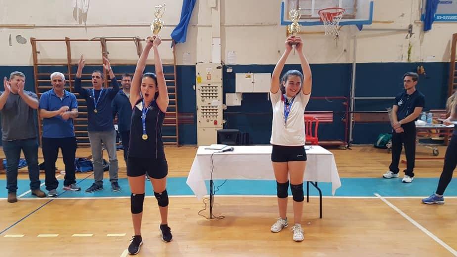 אליפות המחוזית בכדורעף