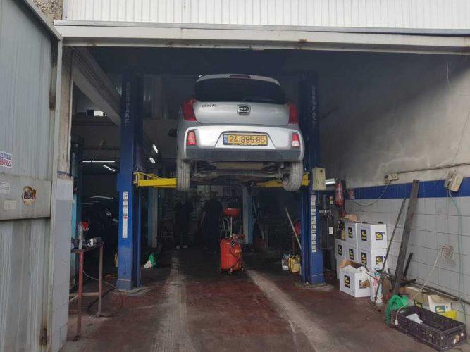 תיקון כלי רכב ומוסכים ביהוד מונוסון