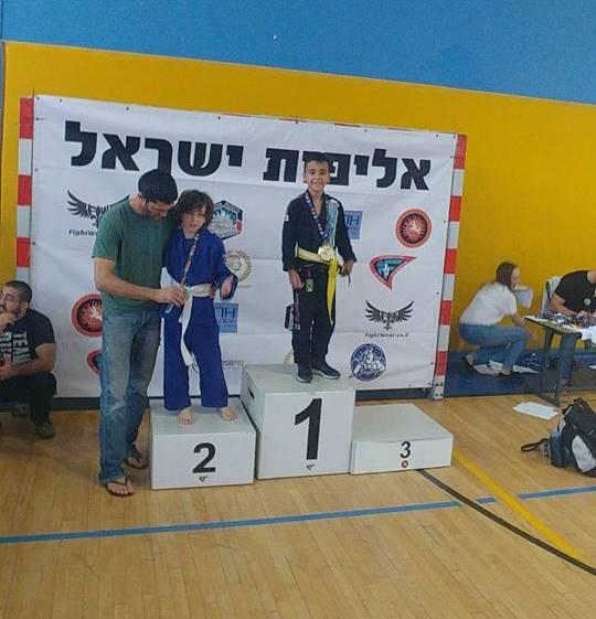 אליפות ישראל בג'יו ג'יטסו