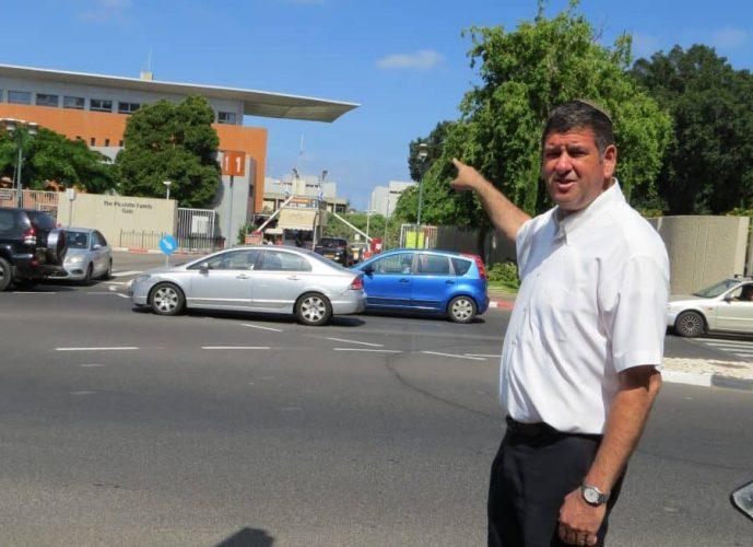 ראש עיריית גבעת שמואל, יוסי ברודני