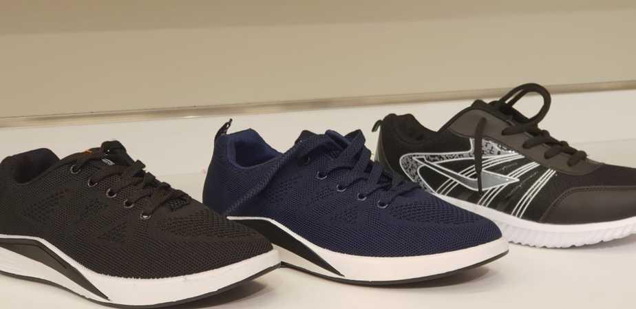נעלי גברים שבמבצע: זוג ב 99.90 ש''ח, 2 זוגות ב 149.90 ש''ח.