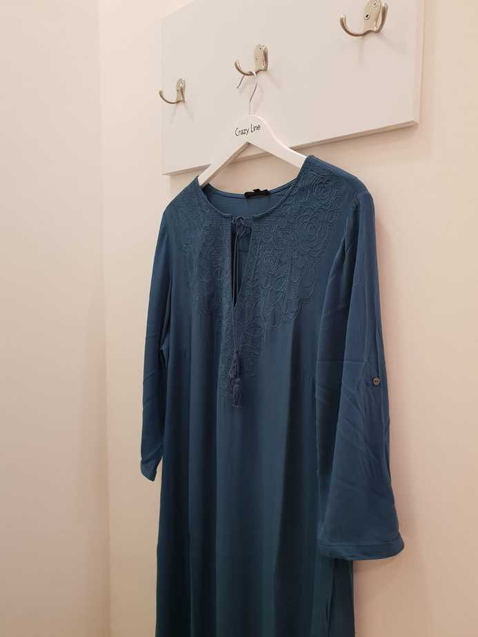 שמלת גלביה מהקולקציה החדשה