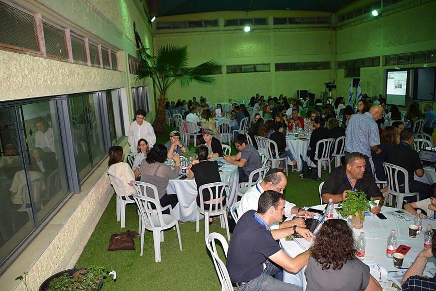 בתמונה: התנעת התכנית האסטרטגית לחדשנות בחינוך באור יהודה