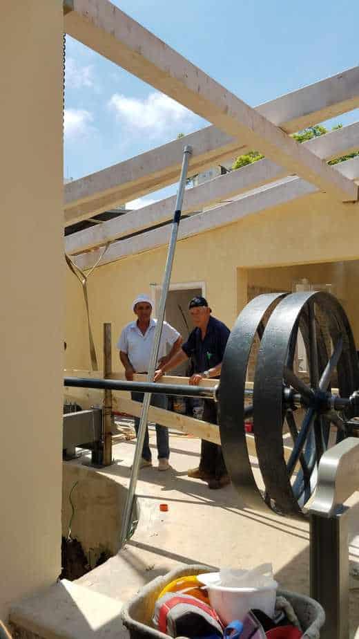 תמונות: טל בן נון גלז המועצה לשימור אתרים.