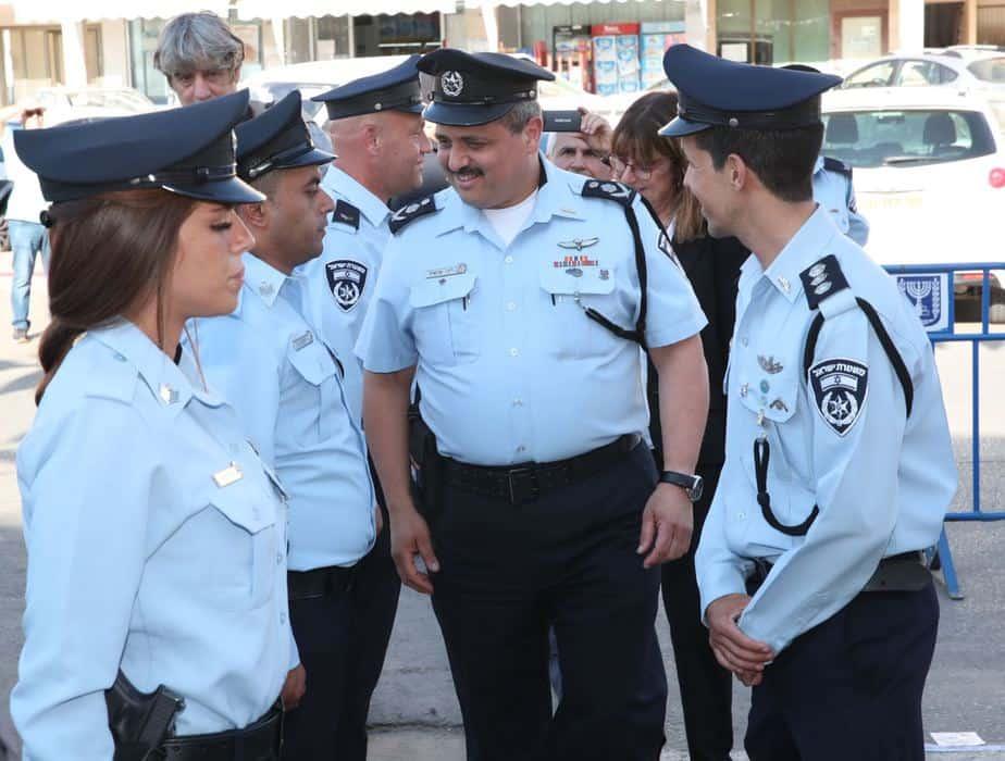 צילום: דוברות המשטרה.
