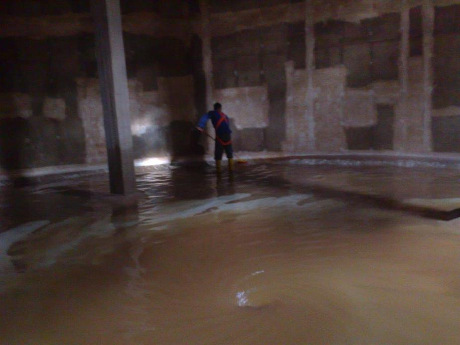 מאגרי מים בבניינים
