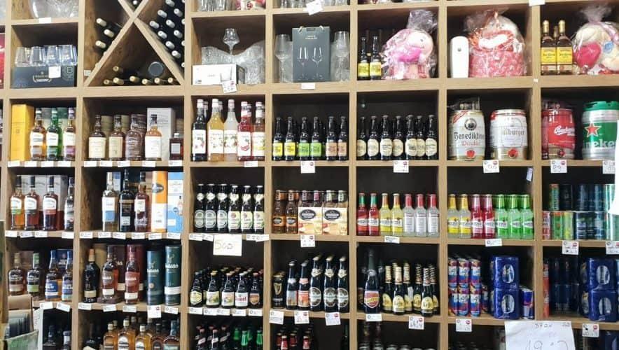 חנויות האלכוהול הטובות ביותר בבקעת אונו