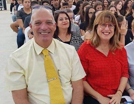 פתיחת שנת הלימודים בתיכון מקיף יהוד