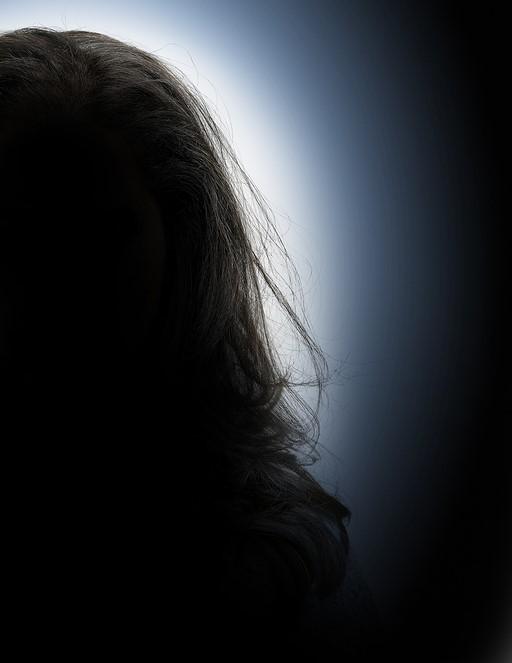 אישה מוכה בקריית אונו אילוסטרציה