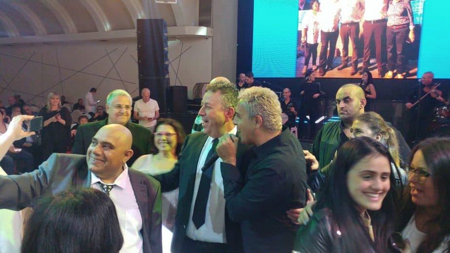 מסיבת נצחון- ישראל גל