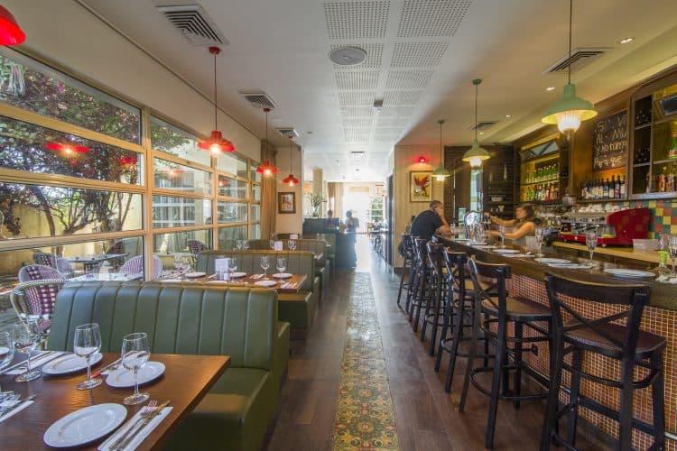 מסעדה איטלקית בבקעת אונו