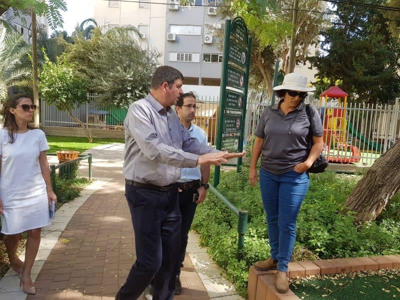 שדרוג וחידוש שכונת רמת אילן