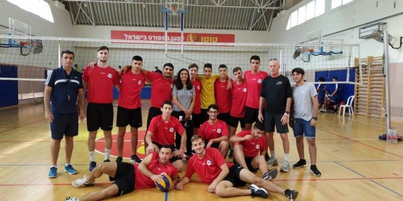 נבחרת הכדורעף של אור יהודה