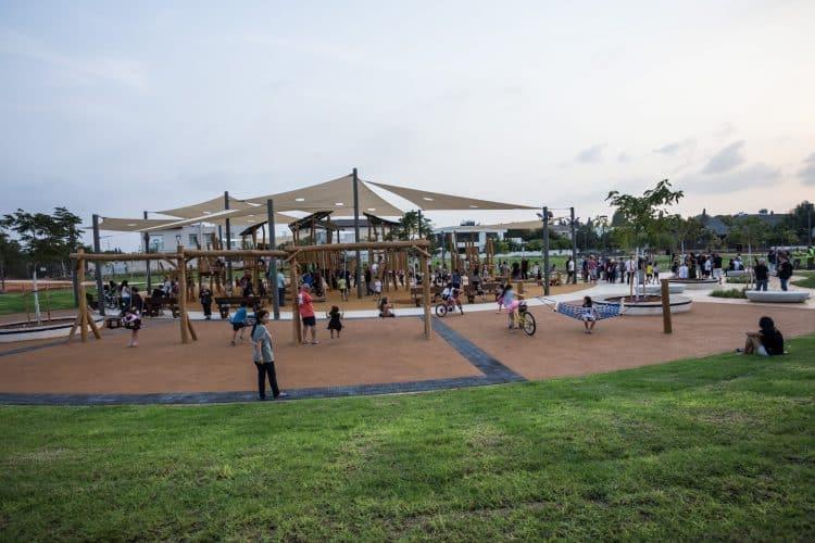 פארק הציפורים בסביון