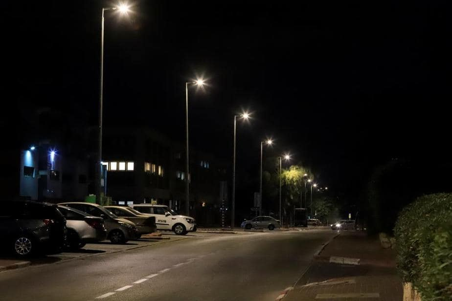 תאורה באור יהודה