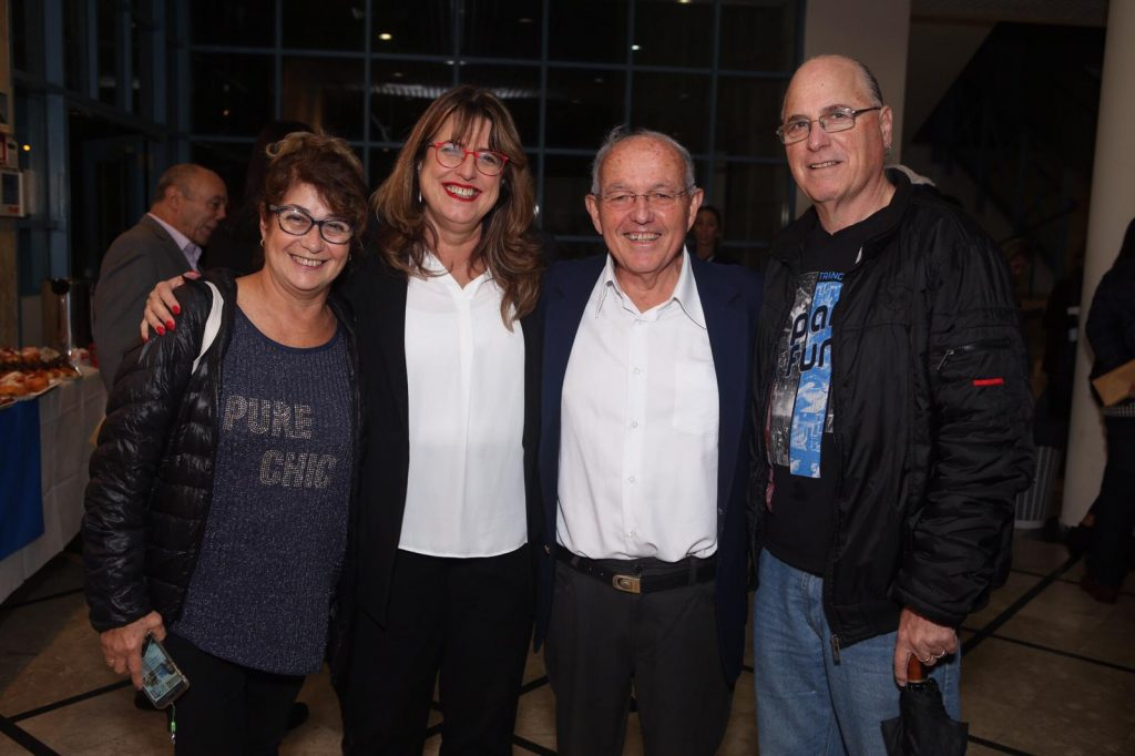 יהוד מונוסון - מועצת העיר החדשה הושבעה בטקס מרגש במיוחד