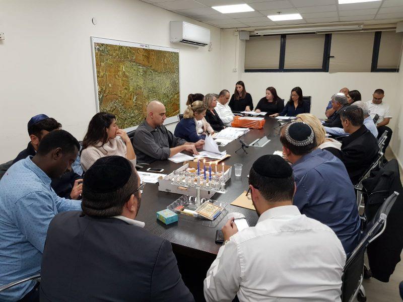 נבחרו סגני ראש העיר לקדנציה הקרובה באור יהודה