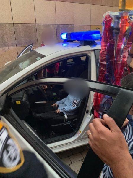 קרדיט צילום: דוברות המשטרה