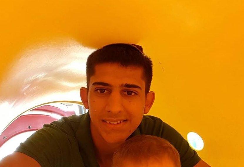 אביתר יוספי. בן 20 במותו. תמונה מתוך דף הפייסבוק