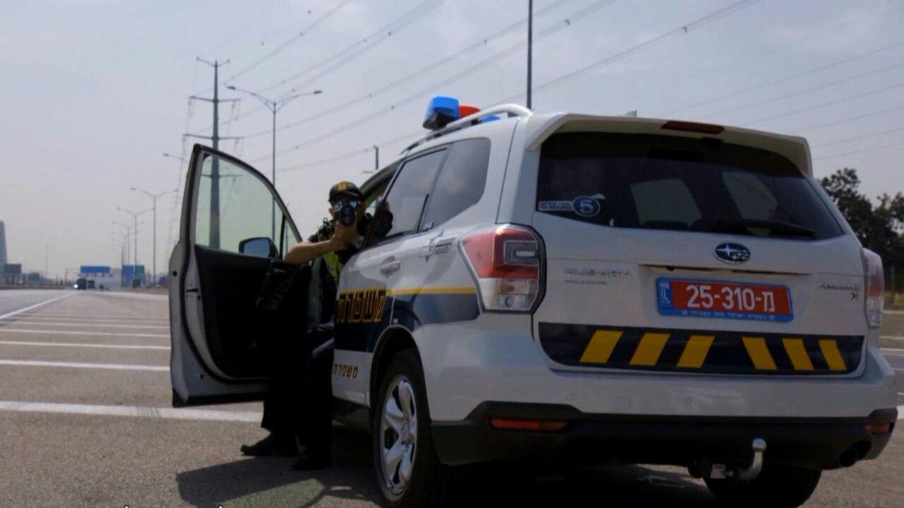 משטרה. דוברות המשטרה