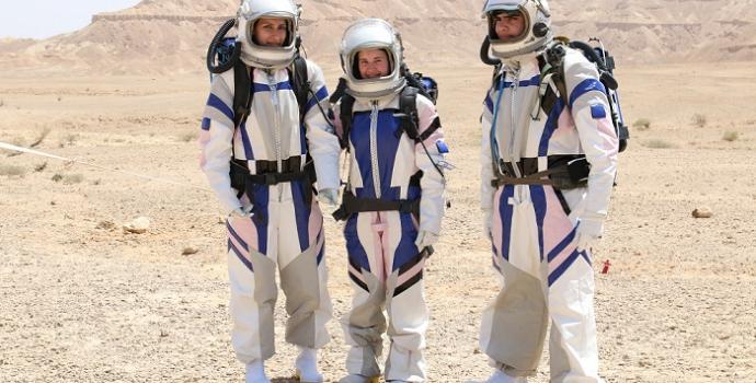 מיזם D-MARS הישראלי להדמיית מאדים