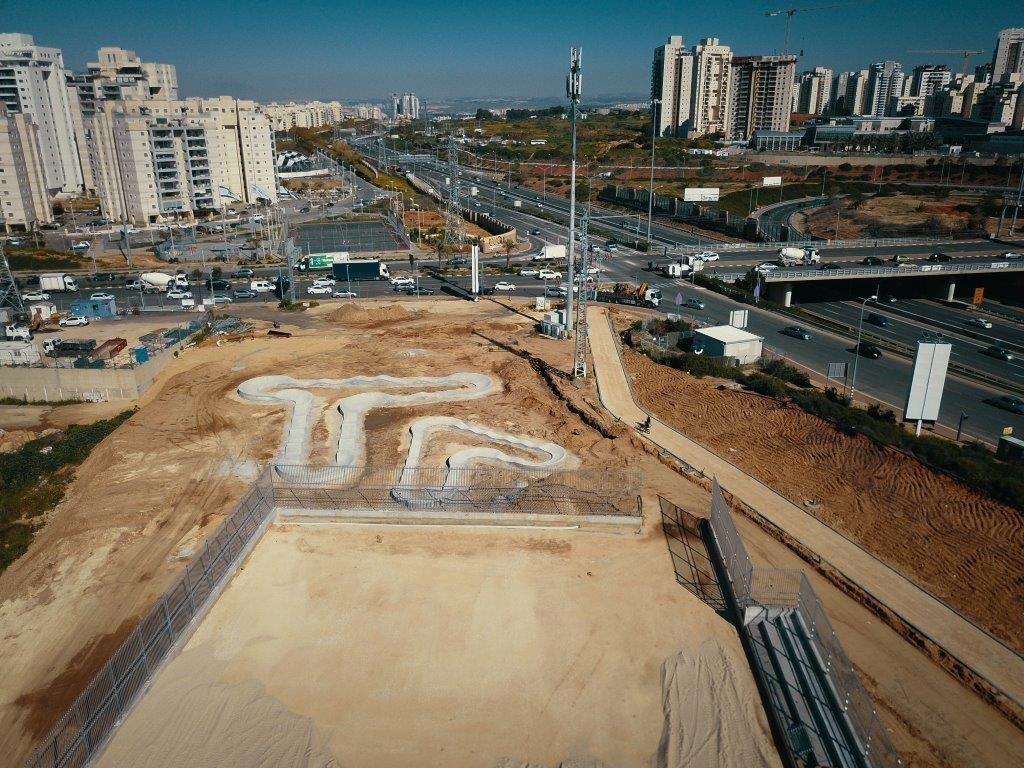 פארק גבעת שמואל החדש