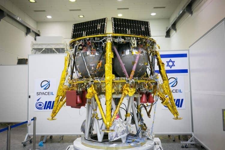 החללית בראשית צילום אלכס פולו