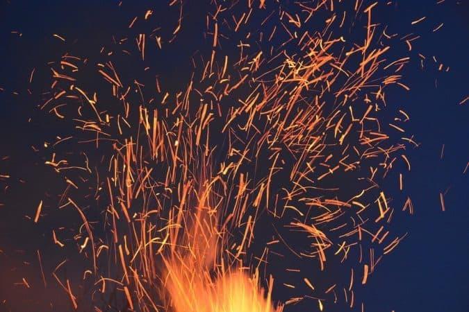 אש. אילוסטרציה
