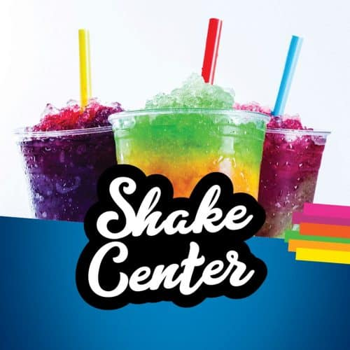 Shake Center