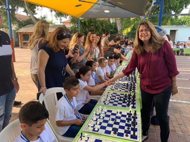 שחמט ביהוד