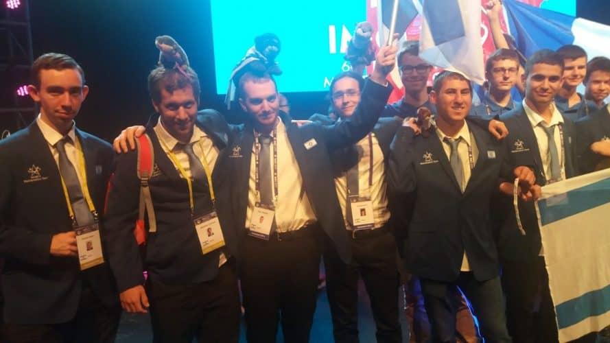 נבחרת ישראל במתמטיקה